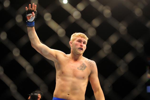 Alexander Gustafsson vs. Gegard Mousasi: Sizzle or Fizzle at UFC on Fuel TV 9