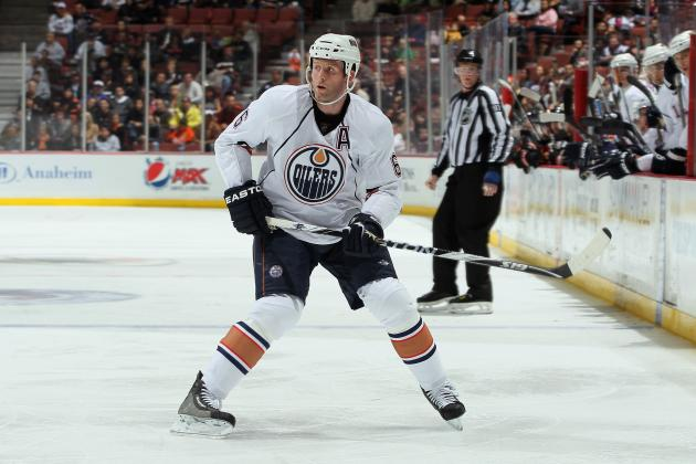 NHL Trade Rumors: Latest Buzz on Ryan Whitney, Jay Bouwmeester and More