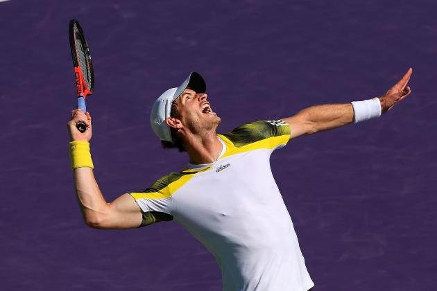 Murray Edges out Cilic, to Face Gasquet in Miami Semi-Final