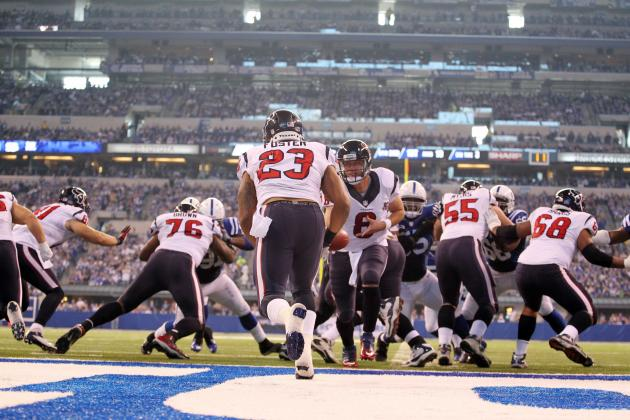 Where Do the Houston Texans Stand in the AFC South Now?