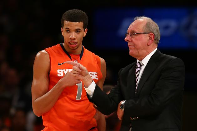 Syracuse vs Indiana: Orange Become an Instant Title Favorite with Heavyweight KO