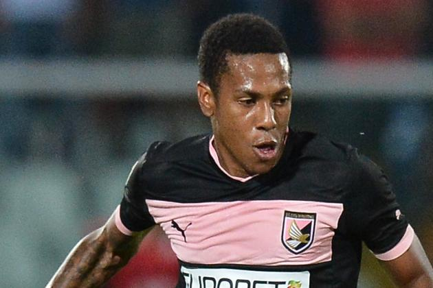 Hernandez Commits to Palermo