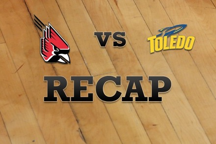 Ball State vs. Toledo: Recap, Stats, and Box Score