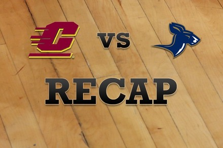 Central Michigan vs. Akron: Recap, Stats, and Box Score