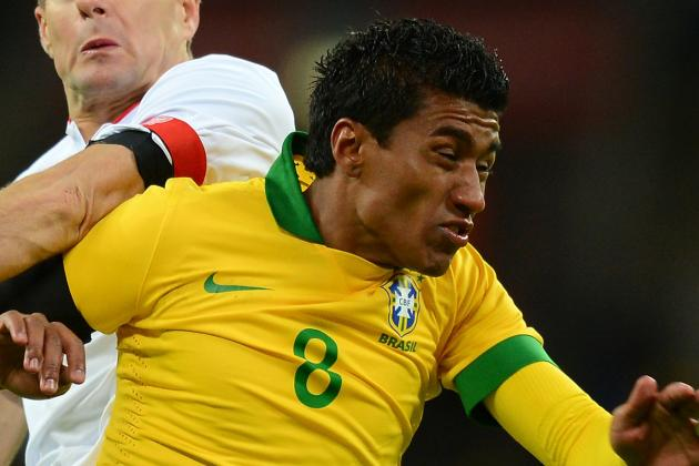 Corinthians Star Paulinho Eyes Brazil Return for Bolivia Friendly