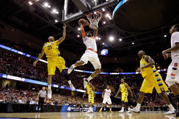 March Madness 2013:  Broadcast Info for All of Saturday's  Elite 8 Games