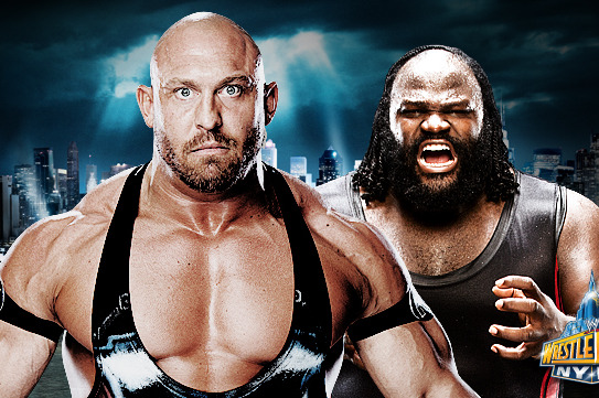 Ryback's Road to the World Title Begins with Mark Henry