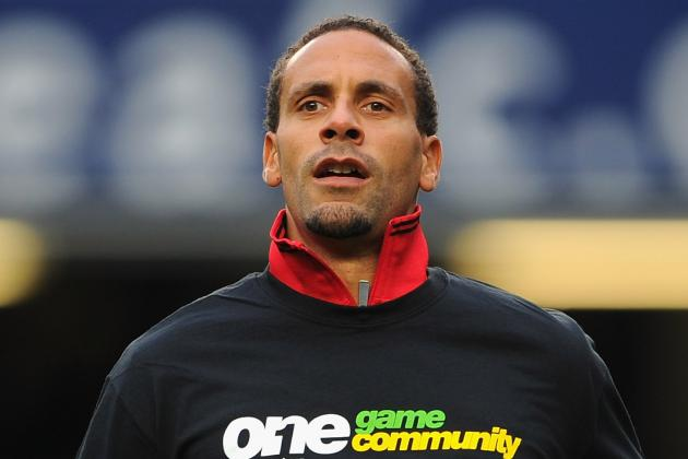 'Racism Is Not Banter': Rio Ferdinand Condemns England Fans