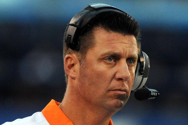 How Mike Gundy Nearly Became a Tennessee Vol