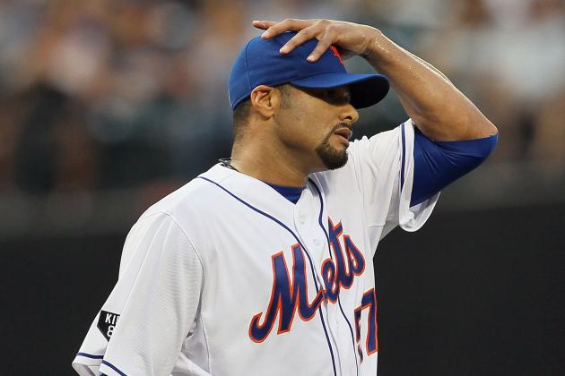 David Wright and Mets React to Johan Santana Setback