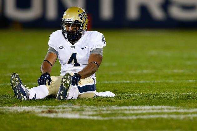 Pitt RB Rushel Shell Taking Leave of Absence