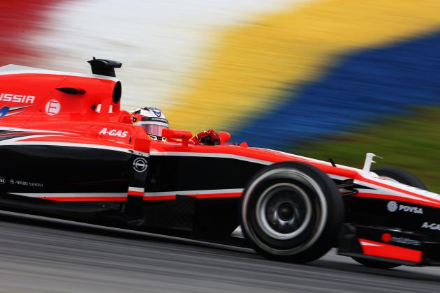Marussia to Switch to Ferrari or Mercedes Power