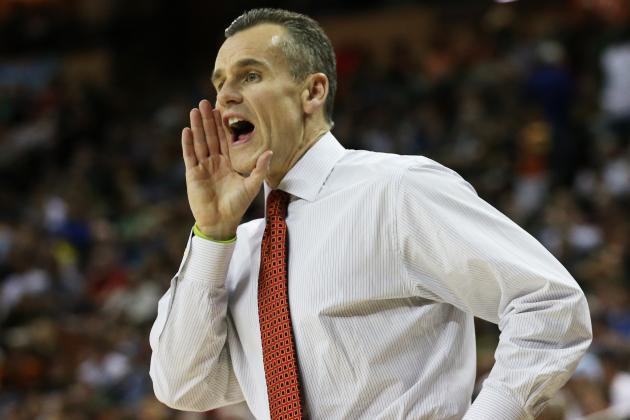 Billy Donovan Still Shows the Way for Basketball at SEC Football Schools