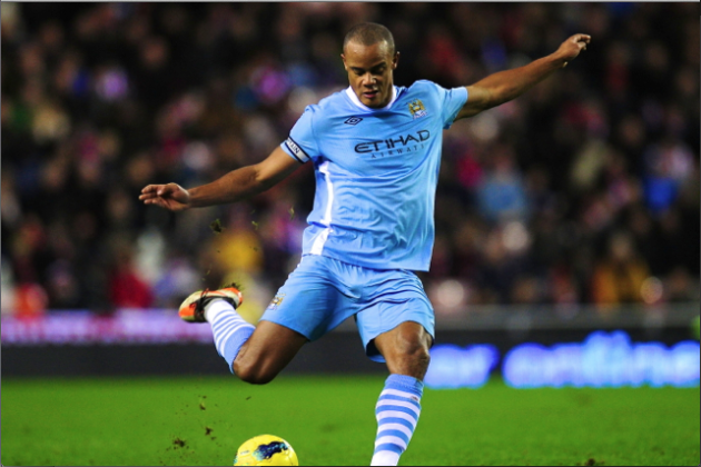 Vincent Kompany Injury: Updates on Manchester City Star's Ankle