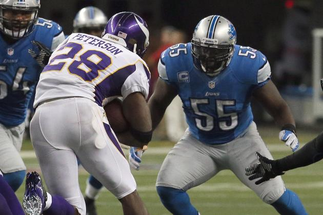 Did the Detroit Lions Misjudge the Market When Re-Signing Linebackers?