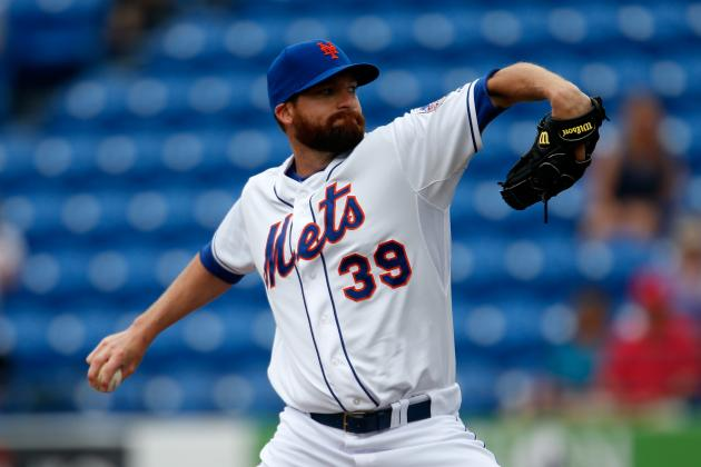 Mets Have Faith in Parnell's Ability to Replace Francisco