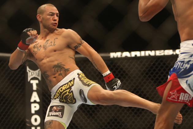UFC 162: Featherweight Showcase Will Clear Up Divisional Title Picture