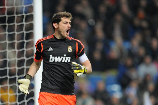Madrid's Casillas to Miss Real Zaragoza Clash