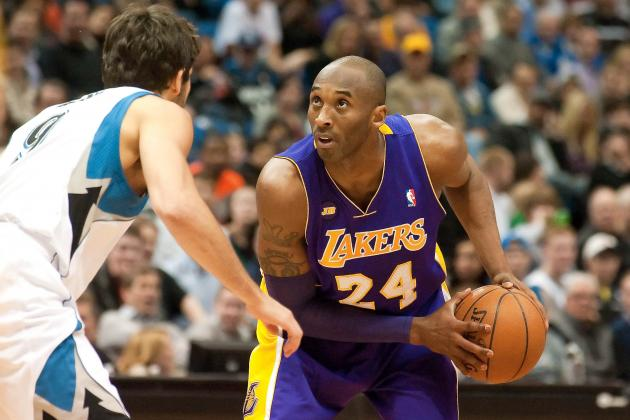 Kobe Bryant Injury: Bone Spur Won't Slow Los Angeles Lakers Superstar Down
