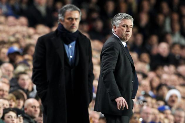 Mourinho Offers Ancelotti Help with Barca