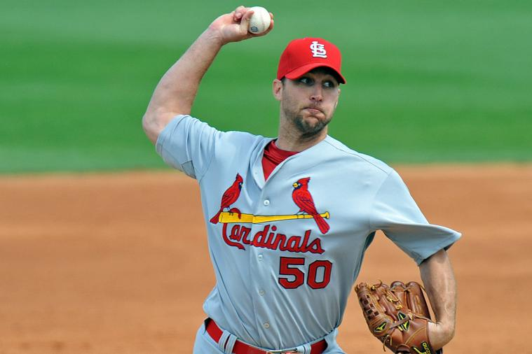How Adam Wainwright's Extension Shakes Up the 2014 MLB Free-Agent Class