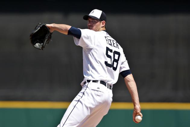 Tigers Set Rotation; Doug Fister Will Start Home Opener