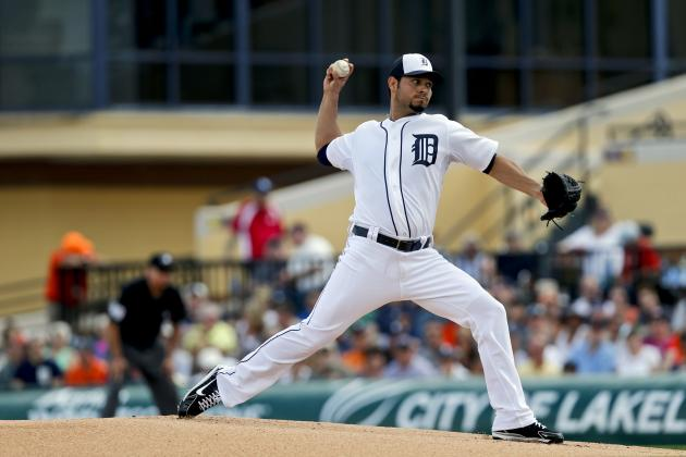 Tigers' Anibal Sanchez Rocked in Ho-Hum Loss to Astros