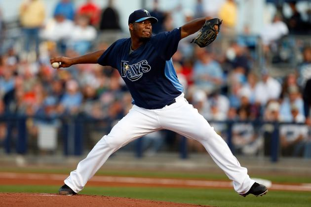Tampa Bay Rays: Roberto Hernandez Wins Battle for Fifth Spot in Rotation