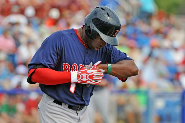 Farrell: 'Not Absolute' That Jackie Bradley Makes Opening Day Roster