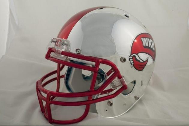 Photo: Western Kentucky's New Helmets Might Be Chrome