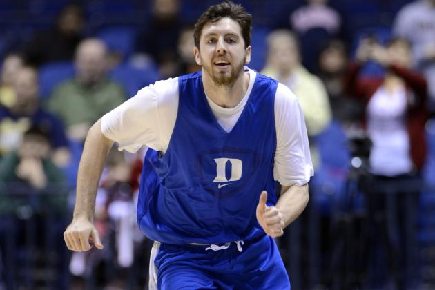 INDIANAPOLIS: Duke's Kelly Looks to Regain Shooting Touch