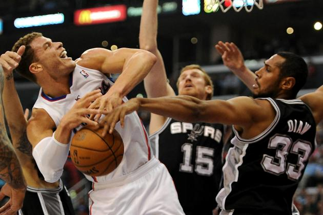 Los Angeles Clippers vs. San Antonio Spurs: Preview, Analysis and Predictions