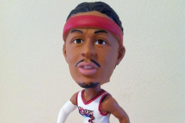 Allen Iverson Set to Return to Philadelphia for His Bobblehead Night