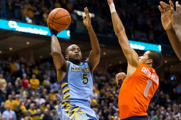 Marquette vs. Syracuse: Game Time, TV Schedule, Spread Info and Predictions