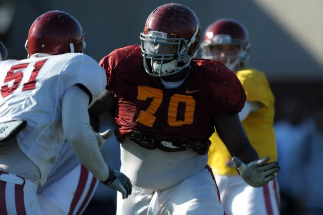 USC's Aundrey Walker Looks to Improve on His 2012 Performance
