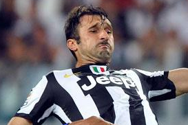 Vucinic out of Juventus Squad