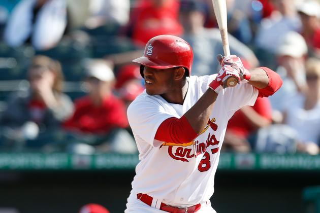 Cardinals Send Top Prospect Oscar Taveras to Triple-A