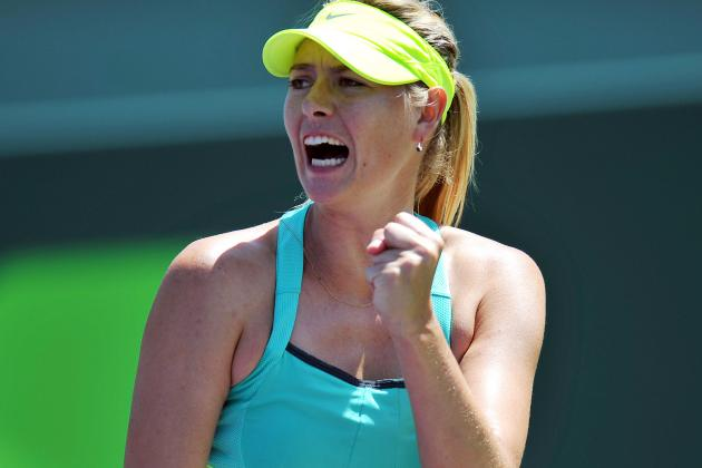 Sharapova Admits Miami Masters Dream