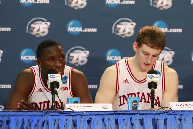 Indiana Basketball: Hoosiers Stars Should Return Next Season After Sweet 16 Loss