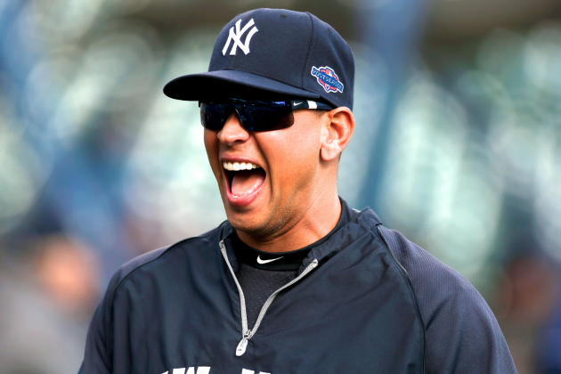 Alex Rodriguez Will Make More Money Than Houston Astros in 2013