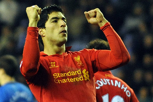 Rodgers Dismisses Latest Reports on Future of Luis Suarez