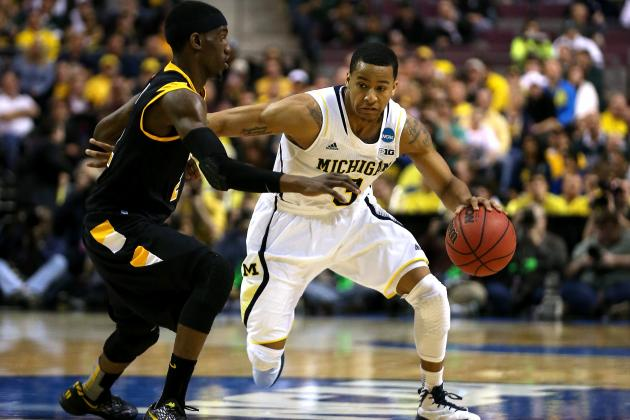 Michigan vs. Kansas: Key to Victory for Each Team in Sweet 16 Matchup