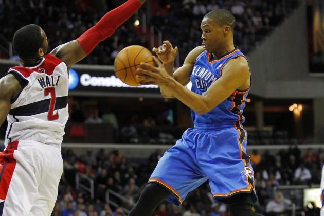 John Wall Insists He's Faster Than Russell Westbrook