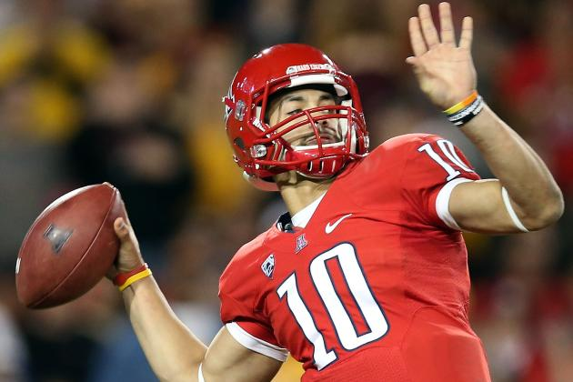 Browns Targeting a Read-Option Quarterback?