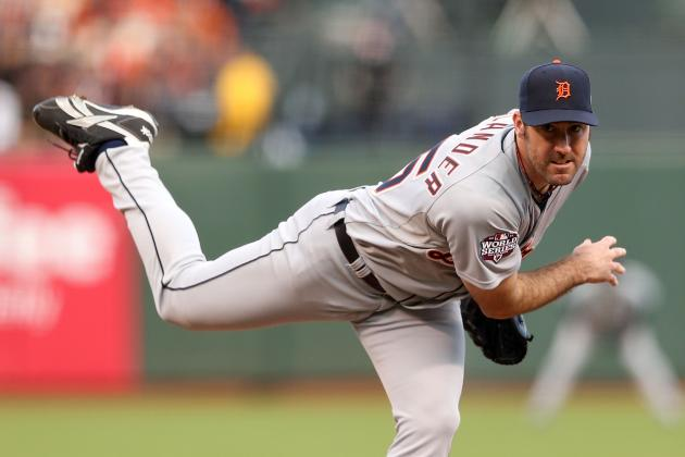 Verlander Signs Mega Extension with Tigers