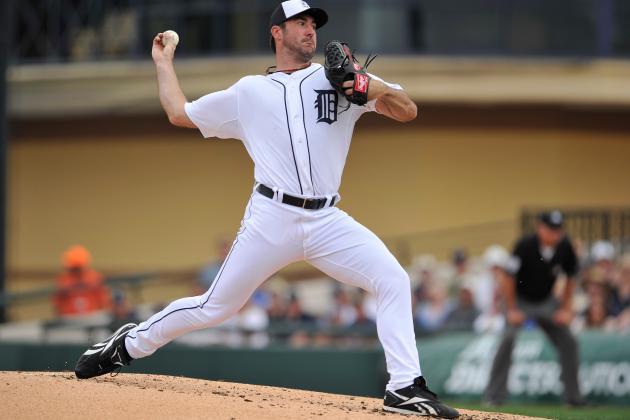 Report: Detroit Tigers, Justin Verlander Agree on Extension