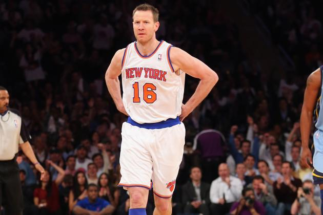 Novak Credits Knicks Veterans for Turnaround