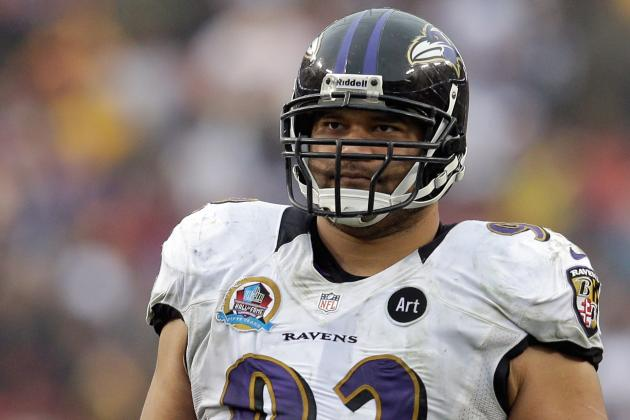 Haloti Ngata Hopes to Play More Inside