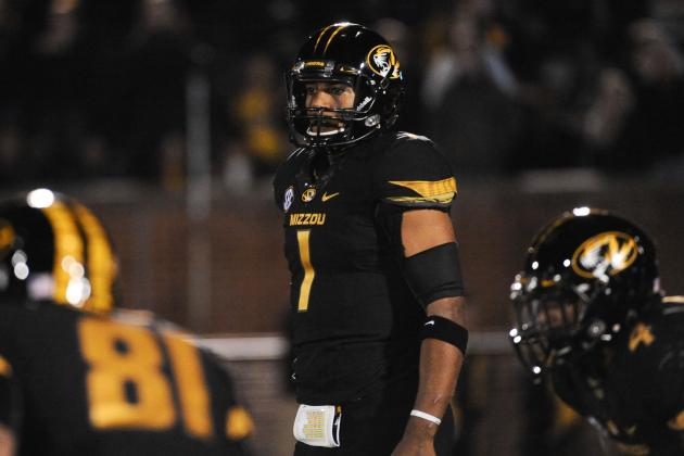Gary Pinkel Alludes to James Franklin Possibly Not Starting in 2013