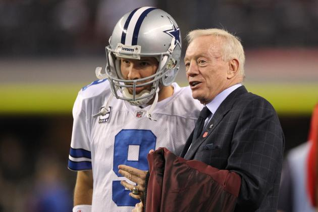 Tony Romo's Contract Debacle Is Making Life Very Difficult for Dallas Cowboys